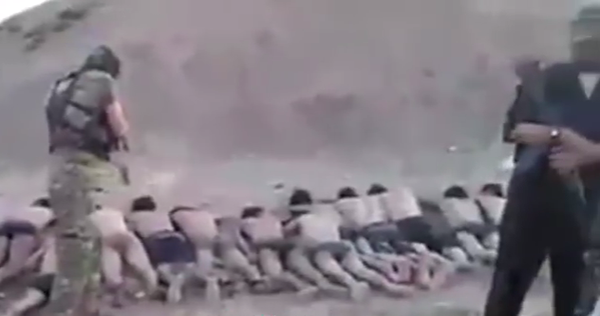 Mass Execution of Children by ISIS